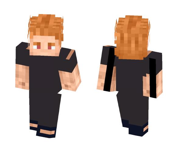 Jugo [Gaiden] - Male Minecraft Skins - image 1