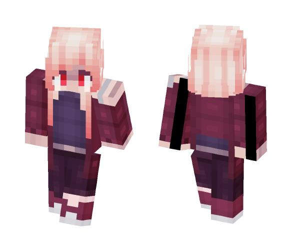 buᴦning waᴦmth - Female Minecraft Skins - image 1