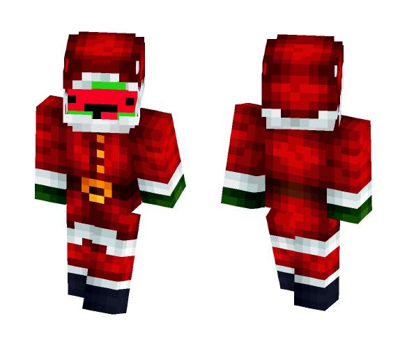 SantaBac - Male Minecraft Skins - image 1
