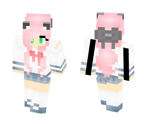 my yandere skin - Female Minecraft Skins - image 1