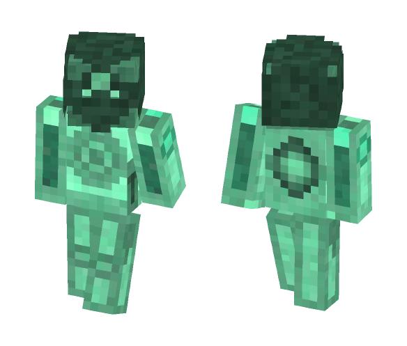 Ocean Guardian - Male Minecraft Skins - image 1