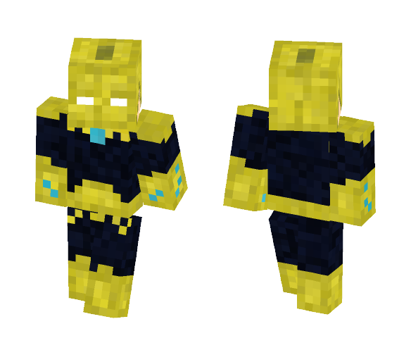 Doctor Fate New 52 - Comics Minecraft Skins - image 1