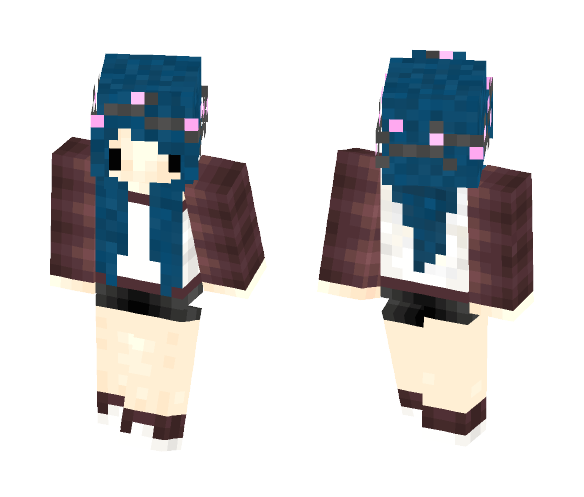 Aqui é Brasil! - Female Minecraft Skins - image 1