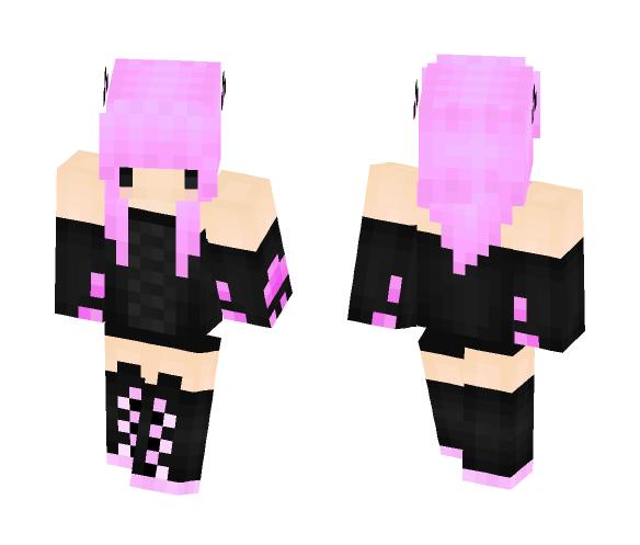 Kitty - Female Minecraft Skins - image 1