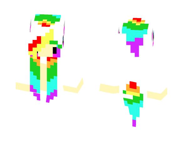 ♥♥Kawii Unicorn Girl♥♥ - Female Minecraft Skins - image 1