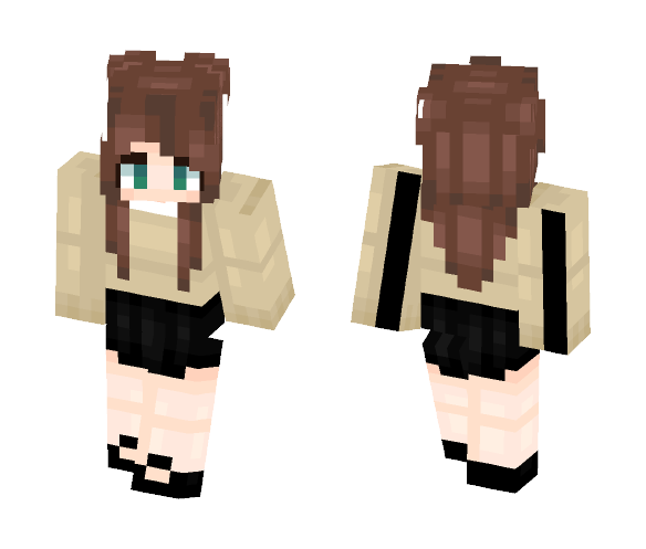 collar full [yatoe req] - Female Minecraft Skins - image 1