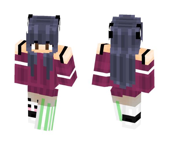 +~+Panda+~+ - Female Minecraft Skins - image 1