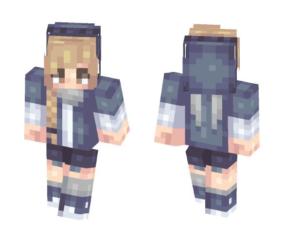 ℙ¥ηℯ| Warm but not too warm - Female Minecraft Skins - image 1