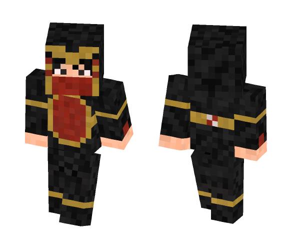My Ninja Skin :3 - Male Minecraft Skins - image 1