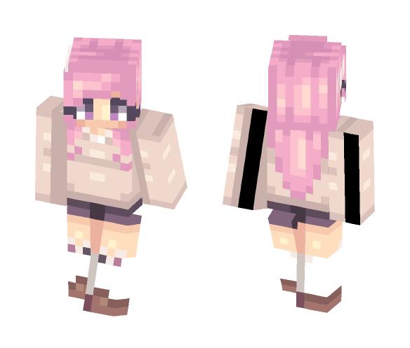 [Gift] - bokui - Female Minecraft Skins - image 1
