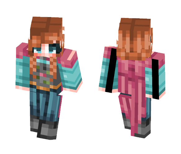 ☆ ᒪᙓIᗩ_ ☆ Princess Anna - Female Minecraft Skins - image 1