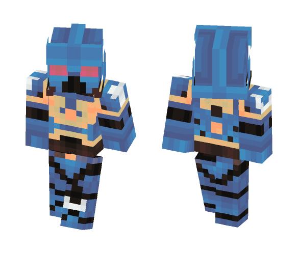 Warhammer 40,000 - Space Marine - Male Minecraft Skins - image 1