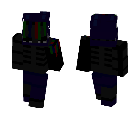TJOC Bonnie - Male Minecraft Skins - image 1