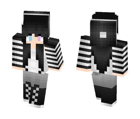 amazing person of awesome - Female Minecraft Skins - image 1