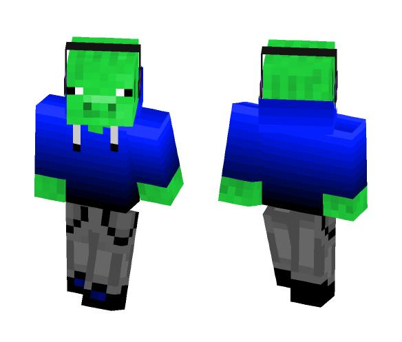 Rotten Porkchop - Male Minecraft Skins - image 1