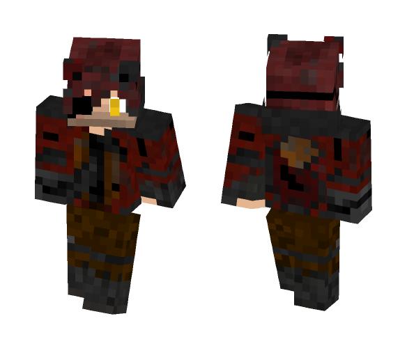 Human Foxy! - Male Minecraft Skins - image 1