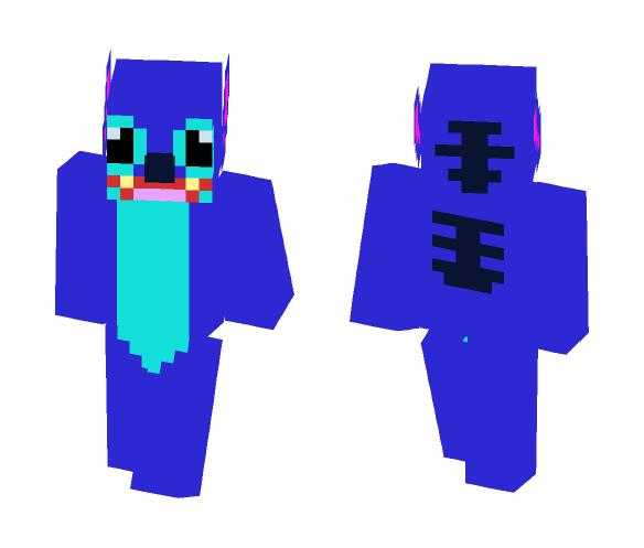 ♥Stitch♥ - Male Minecraft Skins - image 1