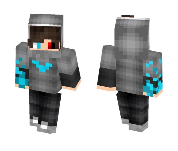xXAxael_PvP_YT_420_NoScOpE_EZXx - Male Minecraft Skins - image 1