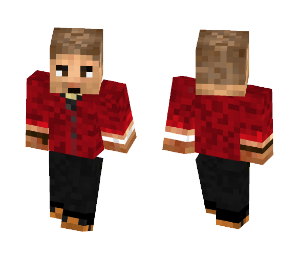 Nacho Varga - Male Minecraft Skins - image 1