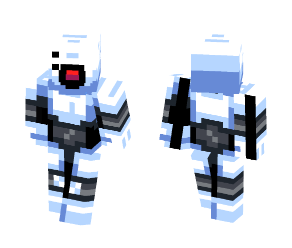 Experiment 71 - Other Minecraft Skins - image 1