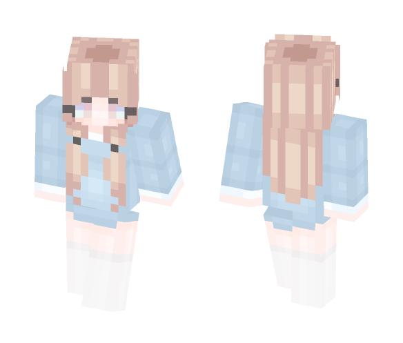 Cryღ ~ Random skin❣ - Female Minecraft Skins - image 1