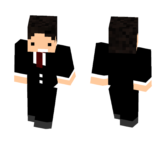 Some classy dude - Male Minecraft Skins - image 1