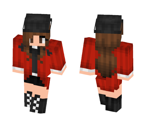 P!aTD - Female Minecraft Skins - image 1