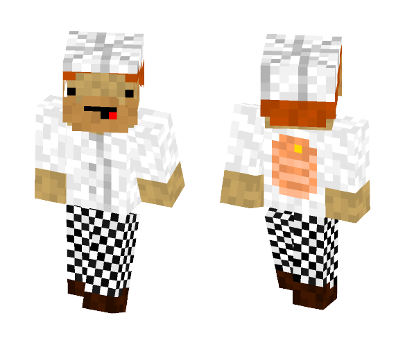 Drepy Me - Male Minecraft Skins - image 1