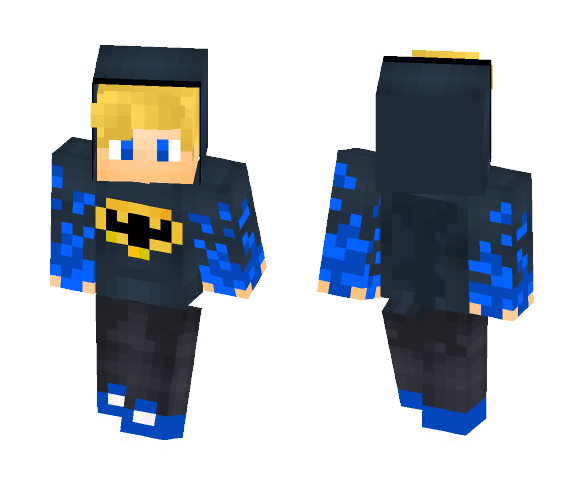 Pvp Erkek - Male Minecraft Skins - image 1