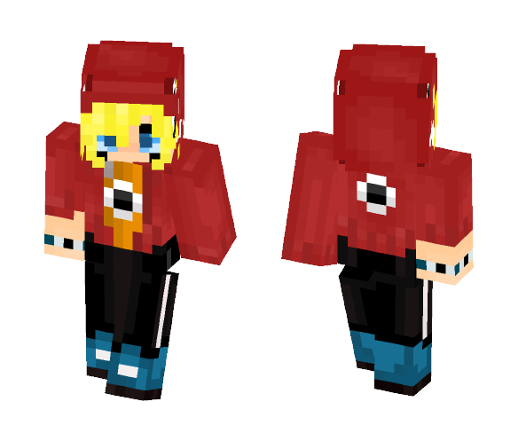 Matryoshka Lin *Ps1ch0* - Male Minecraft Skins - image 1