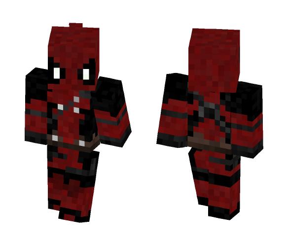 Deadpool (Movie Version) - Comics Minecraft Skins - image 1