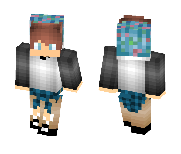 Beanie Boy - Male Minecraft Skins - image 1