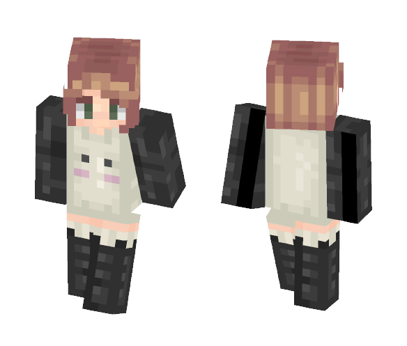 Panda - Interchangeable Minecraft Skins - image 1