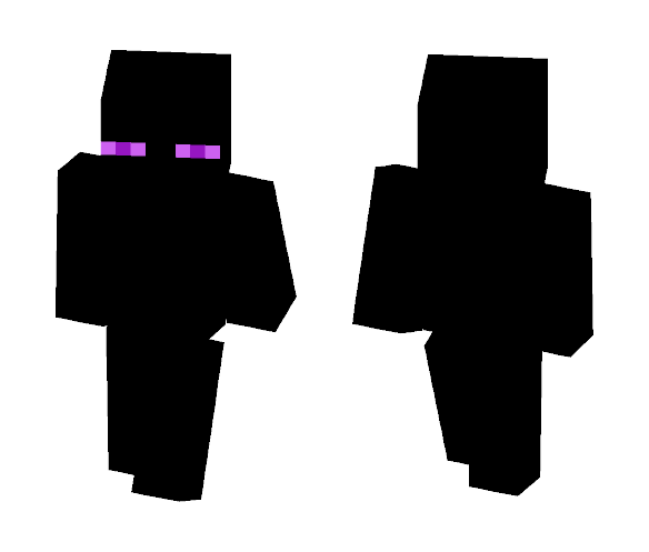 Enderman - Male Minecraft Skins - image 1
