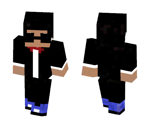 Suit/Beach Guy - Male Minecraft Skins - image 1