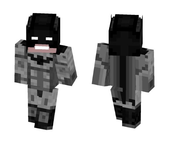 Batman arkham origins - Batman Minecraft Skins - image 1