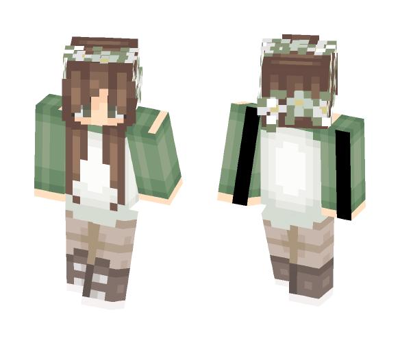 ST   Keekclipse - Female Minecraft Skins - image 1