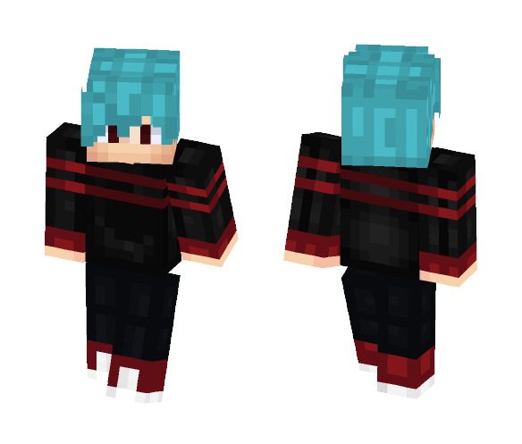 waf - Male Minecraft Skins - image 1