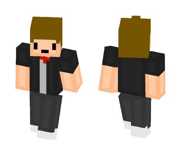 Tre Cool 2.0 - Green Day - Male Minecraft Skins - image 1