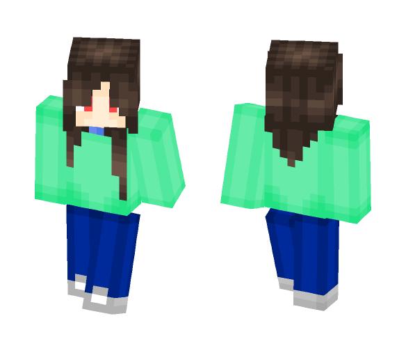 sᴡᴇᴀᴛᴇʀ - Female Minecraft Skins - image 1