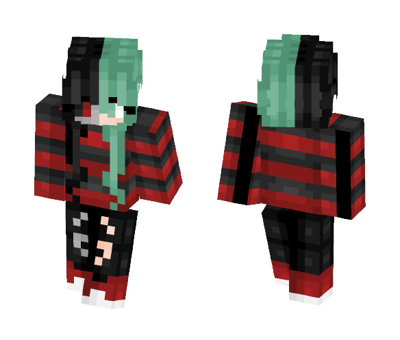 Requested By A Friend - Female Minecraft Skins - image 1