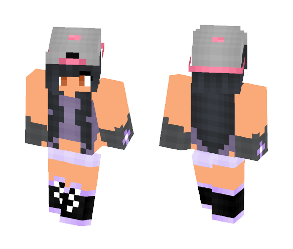 Aphmau's offical skin!! - Female Minecraft Skins - image 1