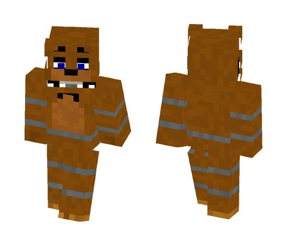 Freddy 1.7 version - Male Minecraft Skins - image 1