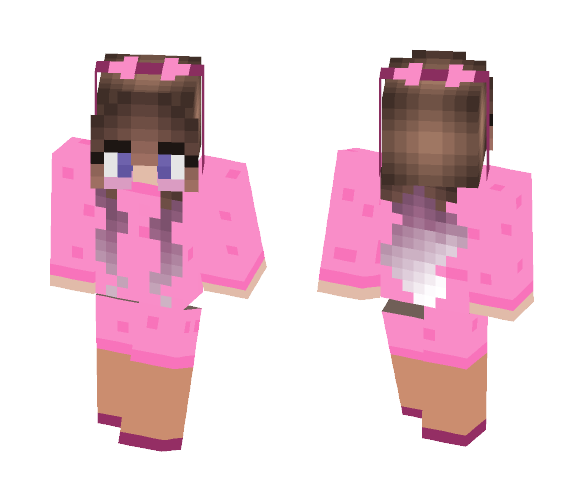 Cute Girl - Cute Girls Minecraft Skins - image 1
