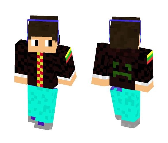 Mar Craft - Male Minecraft Skins - image 1