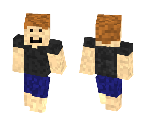 Casual - Male Minecraft Skins - image 1