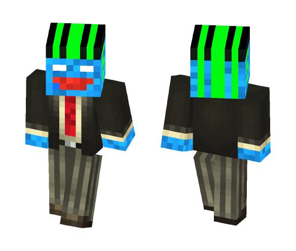 itsSVRN's Skin - Male Minecraft Skins - image 1
