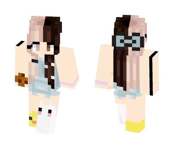Cute girl c: - Cute Girls Minecraft Skins - image 1