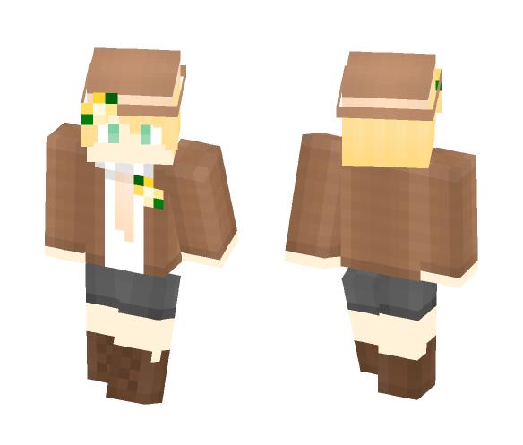 Flowey The Flower - Male Minecraft Skins - image 1