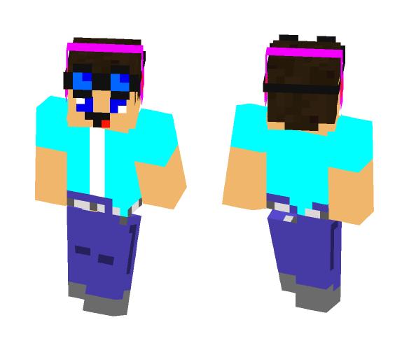 Real SzoDYT - Male Minecraft Skins - image 1